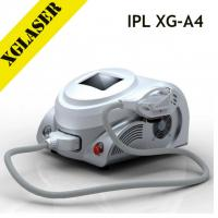 Buy cheap Portable E-light IPL+RF Permanent Hair Removal Machine for Home Use product