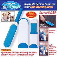 Buy cheap Pet fur remover with self-cleaning base Pet Fur Lint Remover Hurricane Fur Wizard  china factory supply with low price from wholesalers