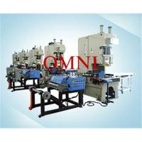 Buy cheap aluminum foil container packing machine from wholesalers