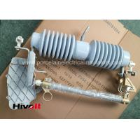 Buy cheap Grey Color High Voltage Fuse Cutout With Large Eye Bolt Connector HFC-35AL-1 product