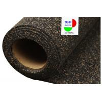 Buy cheap Thermal Insulation Foam Rubber Mat Wood Floor Sound Underlayment Anti Static from wholesalers