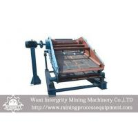 Buy cheap Mineral Circular Motion Vibrating Screen Single Layer High Strength from wholesalers