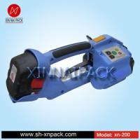 Buy cheap XN-200/T-200 battery manual pp pet strapping band tools from wholesalers