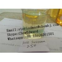 Buy cheap Anabolic Injectable Sustanon 250 Steroid Raw Testosterone Powder For Male Andropause from wholesalers