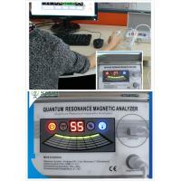 Buy cheap Quantum Body Health Analyzer Machine Occupational Health Insurance from wholesalers