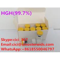 Buy cheap High Purity Human Growth Hormone White Lyophilized Powder Hygetropin from wholesalers