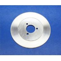 Buy cheap Non - Woven Tungsten Carbide Blades Cutting Tools / Carbide Textile Cutters from wholesalers