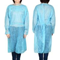 Buy cheap Hospital Disposable Coverall Suit , Lightweight Disposable Coveralls Dust Proof from wholesalers