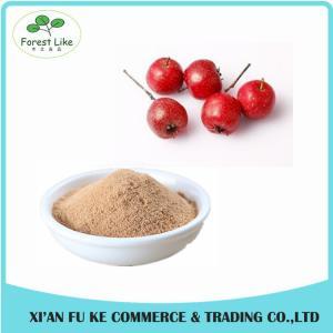 China Natural Hawthorn Berry / Crataegus Fruit Powder on sale