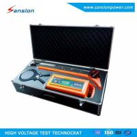 China 15km Distance Underground Cable Fault Locator With Full Digital Control on sale