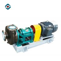Buy cheap Highly Corrosive Resistant Lined Centrifugal Chemical Pump For Electricity Industry from wholesalers