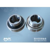 Buy cheap UC207 Dia 35mm Agricultural Machinery Insert Bearings Chrome Steel from wholesalers