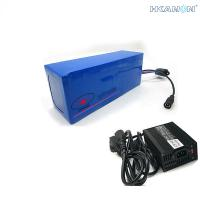 Buy cheap 16S10P 18650 Rechargeable Battery , Rechargeable Lithium Battery Pack from wholesalers