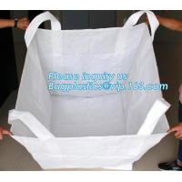 Buy cheap 1 tonne bulk bags PP woven big bags for firewood, plastic FIBC container,Durable plastic PP woven FIBC big jumbo bag for from wholesalers