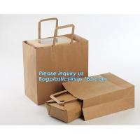 Buy cheap Customized Purple Printed Kraft Paper Shopping Bag with Paper Handles for Sweater,Paper Carrier Bag Custom Printed Bag W from wholesalers