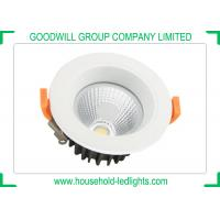 Buy cheap 2700 - 6500K CCT COB LED Downlight 10 Watt Power With Integrated Appearance from wholesalers