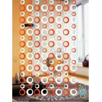 Buy cheap CU80 Lovely Modern Wholesale Fabric Curtain product
