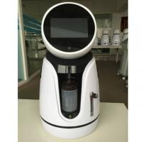 Buy cheap White & Black Humanoid Smart Robot High Purify Oxygen Concentrator 1L Per Minute from wholesalers