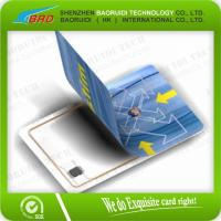Buy cheap ISO 125KHz PVC ATMEL Temic T5557/T5567/T5577 printable RFID proximity card for hotel access control from wholesalers