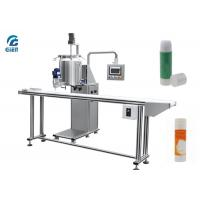 Buy cheap 220V Voltage Lip Balm Making Machine 1-12 Heads With Heating Function from wholesalers