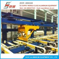 Buy cheap Aluminium Extrusion Profile Belt Conveyor Type Automatic Handling Equipment from wholesalers