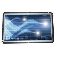18.5'' Open Frame Touch Display For Kiosk / ATM , Open Frame Monitor HDMI VGA DVI Input
