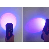 Buy cheap Handheld UV Car Painting 405nm LED Inspection Light from wholesalers