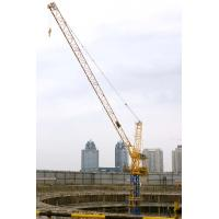 Buy cheap Tower Crane Equipment For Construction Material 10 Ton Max Lifting Load 192m Max Lifting Height product