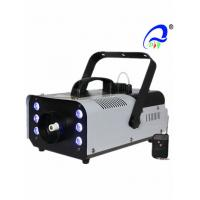 Buy cheap Indoor Portable 950W Stage Fog Machine With 6 * 3w LED RGB 3 in 1 Light Source from wholesalers