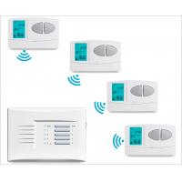 Wireless 7 Day Programmable Room Thermostat / Programmable Electric Thermostat