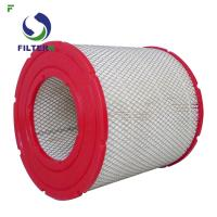 Buy cheap Synthetic Replacement Filter Elements , Universal Filter CartridgeFor Ingersoll Rand from wholesalers