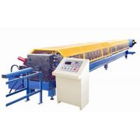 Buy cheap High Speed Round Gutter Machine , PLC control Metal Gutter Bending Machine from wholesalers