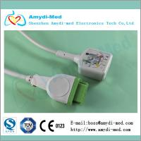 Buy cheap GE Marquette Compatible ECG Trunk Cable, AHA, 5 Leads from wholesalers
