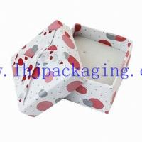 Buy cheap paper  box with foam from wholesalers