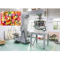 Buy cheap Vertical Automated Packing Machine For Candy / Crisps 220V Input Voltage from wholesalers