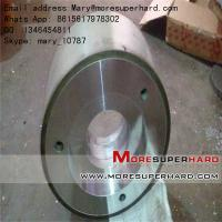 Buy cheap 1A1, 6A1, 9A1 Centernless Diamond Grinding Wheel for Pcd Pcbn Grinding Mary@moresuperhard. from wholesalers