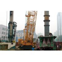 Buy cheap Bored Pile Construction Equipment Hydraulic Rotators With Wired Remote Control Mode from wholesalers