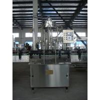 Buy cheap Small Scale Automatic Liquid Filling Machine For Tea / Milk , Stainless Steel from wholesalers