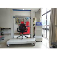 Buy cheap Furniture Laboratory Equipment For Seating Durability Testing With BIFMA X5.1 product
