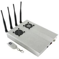 Buy cheap HIGH POWER GSM 3G GPS JAMMER,China Prison Jammer exporter product
