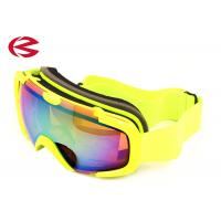 Buy cheap OEM Photochromic Changeable Lenses Ski Goggles For Snowboarding High Impact Safety from wholesalers