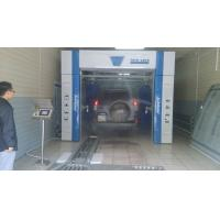 Buy cheap Energy Conservation Car Wash Tunnel Systems , Reliable Professional Car Wash Equipment product