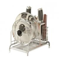 Buy cheap Cutting Board Holder Stainless Steel Kitchen Rack K304 Stainless Steel from wholesalers