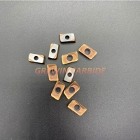 Buy cheap Cast Iron Hip Sintering Square Carbide Inserts from wholesalers