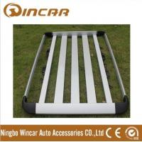 Buy cheap Portable Aluminum Car Roof Racks Endurable For carry luggage from wholesalers