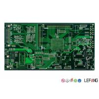 Buy cheap 10 Layers Communication PCB Blind Via PCB With HASL Lead Free 230 * 550 Mm from wholesalers