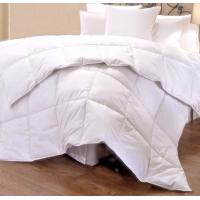 Buy cheap WHITE DUVET INSERT, HYPO-ALLERGENIC GOOSE DOWN ALTERNATIVE COMFORTER from wholesalers