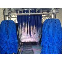 Buy cheap Barrier-free of service autobase tunnel car wash systems, touchless car wash manufacturers from wholesalers