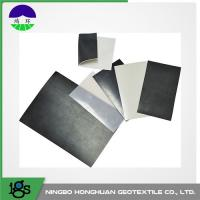 Buy cheap 2.00mm Waterproof HDPE Geomembrane Liner Black For Mining Liners from wholesalers