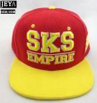 Buy cheap Skateboard Hip Hop Baseball Cap / Acrylic Shiny Mens Snap Back Cap from wholesalers